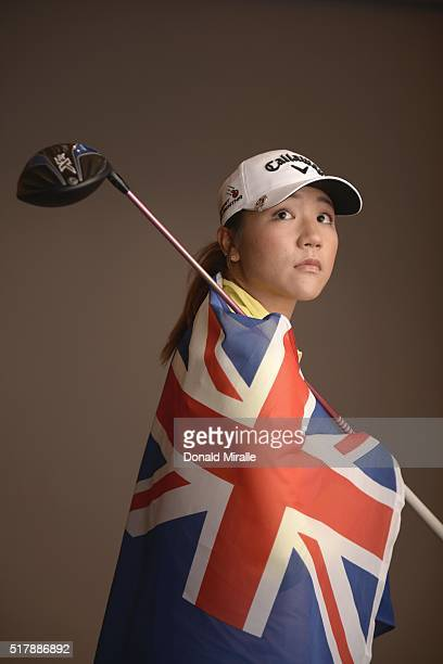 Lydia Ko of New Zealand poses for a portrait during the KIA Classic at the Park Hyatt Aviara Resort on March 23 2016 in Carlsbad California