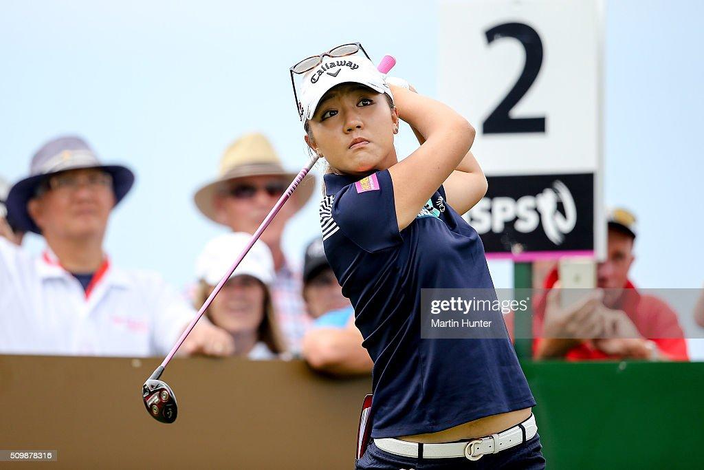 2016 New Zealand Women's Open : News Photo