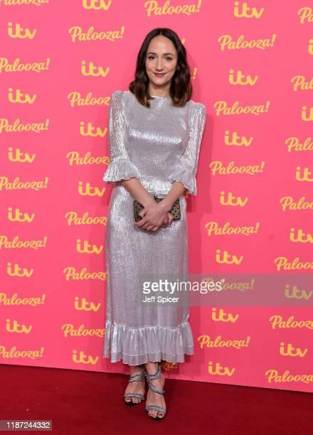 Lydia Leonard attends the ITV Palooza 2019 at the Royal Festival Hall on November 12 2019 in London England
