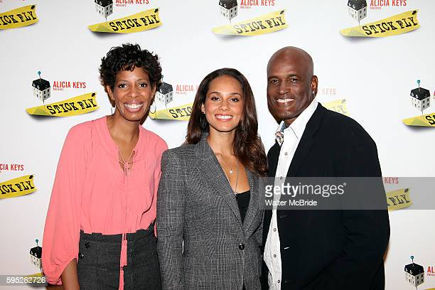 Kenny keys pictures and photos getty images lydia r diamond alicia keys kenny leon attending the meet greet the cast creative team of m4hsunfo