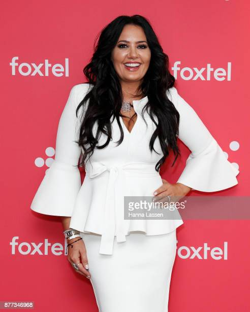 Lydia Schiavello during a Real Housewives of Melbourne Season 4 Media Opportunity on November 22 2017 in Sydney Australia