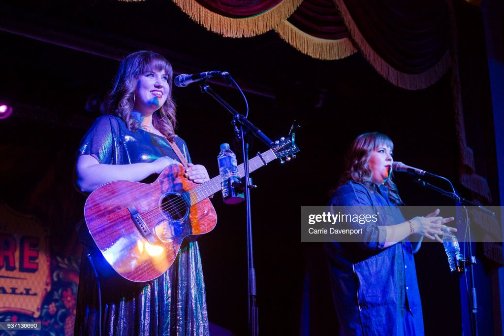 The Secret Sisters Perform At Empire Music Hall, Belfast