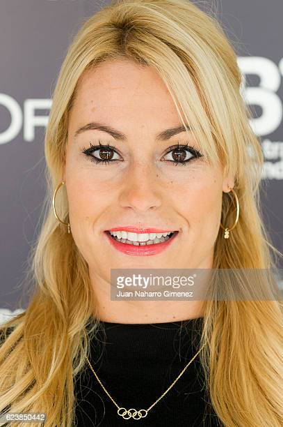 Lydia Valentin attends the 'Poder Femenino' photocall at Espacio Building on November 17 2016 in Madrid Spain