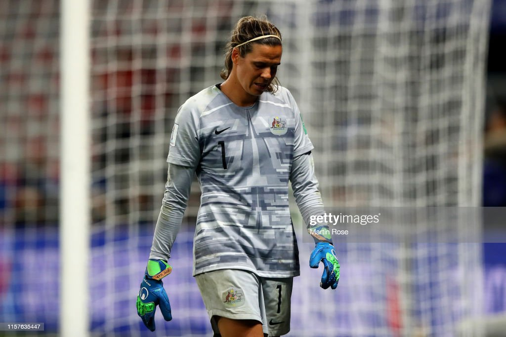 Norway v Australia: Round Of 16  - 2019 FIFA Women's World Cup France : News Photo