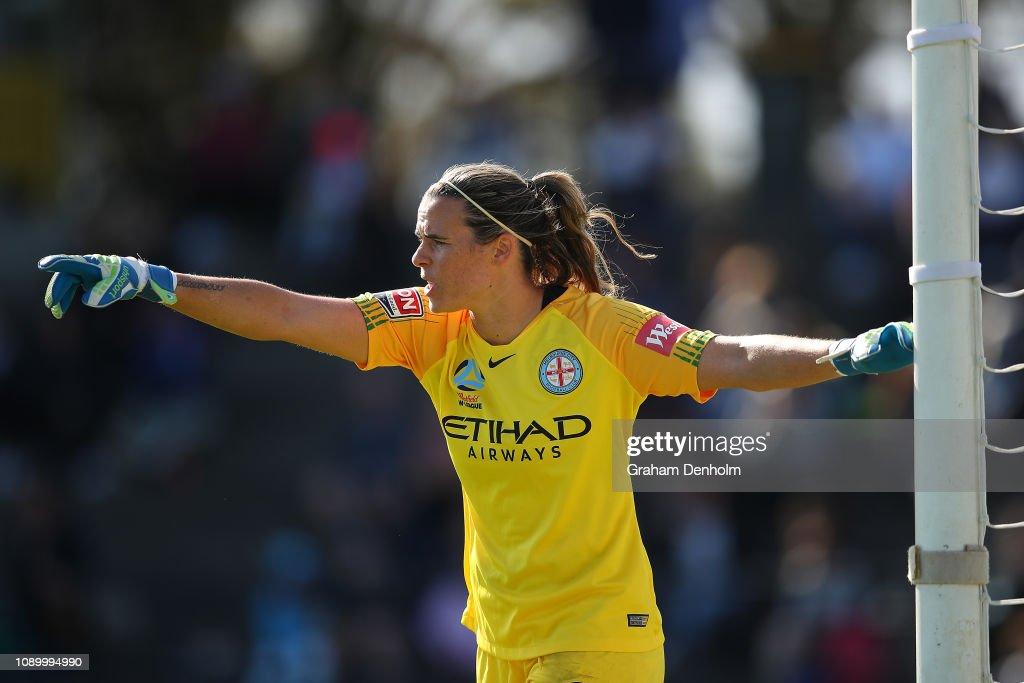 W-League Rd 10 - Melbourne Victory v Melbourne City : News Photo
