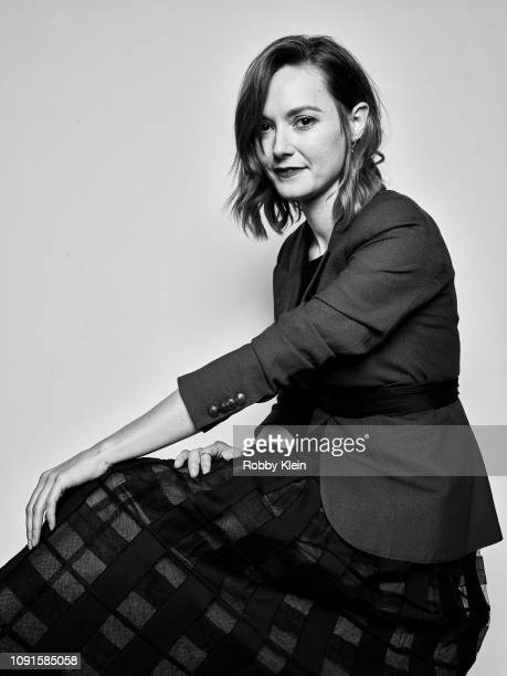 Lydia Wilson of CBS's 'Flack' poses for a portrait during the 2019 Winter TCA at The Langham Huntington Pasadena on January 30 2019 in Pasadena...