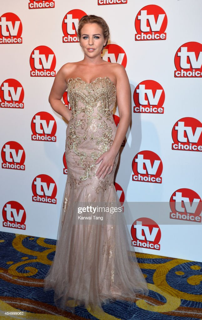 Lydia-Rose Bright attends the TV Choice Awards 2014 at London Hilton on September 8, 2014 in London, England.