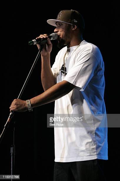 Lyfe Jennings during 2006 Billboard R B Hip Hop Awards at Renaissance Waverly Hotel in Atlanta Georgia United States