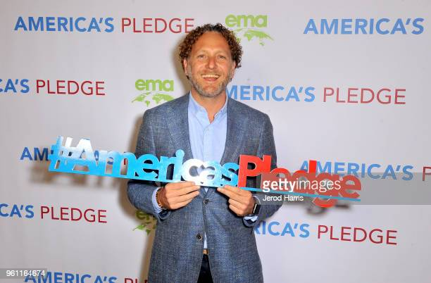 Lyft Head of Social Impact Mike Masserman attends the EMA IMPACT Summit at Montage Beverly Hills on May 21 2018 in Beverly Hills California