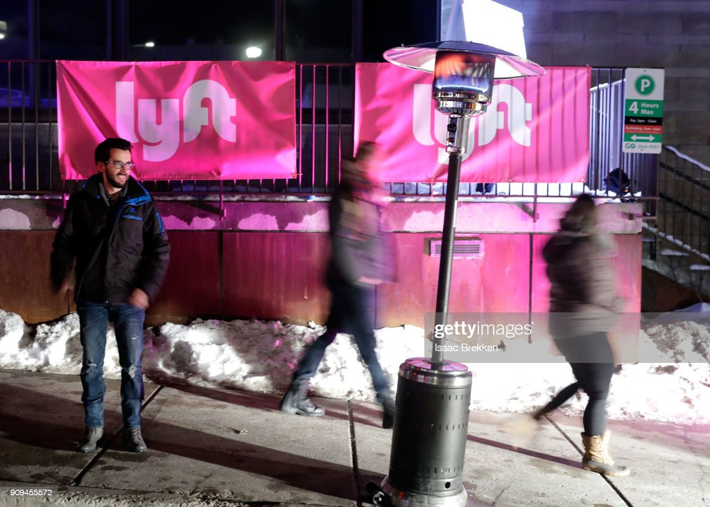 Lyft Lounge at Sundance Film Festival 2018