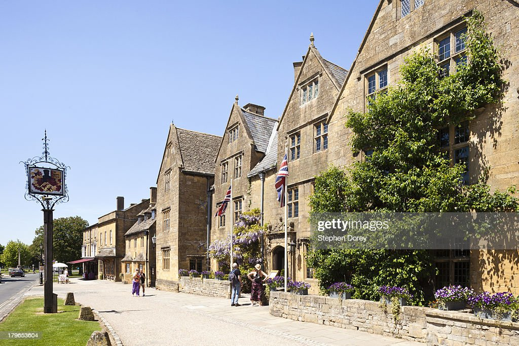 Lygon Arms Hotel Broadway Worcestershire Uk