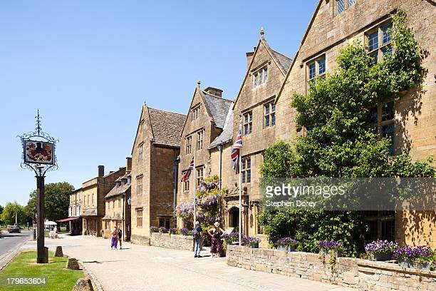 Lygon Arms Hotel, Broadway, Worcestershire UK