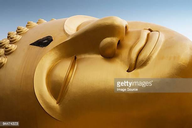 Lying buddha in thailand