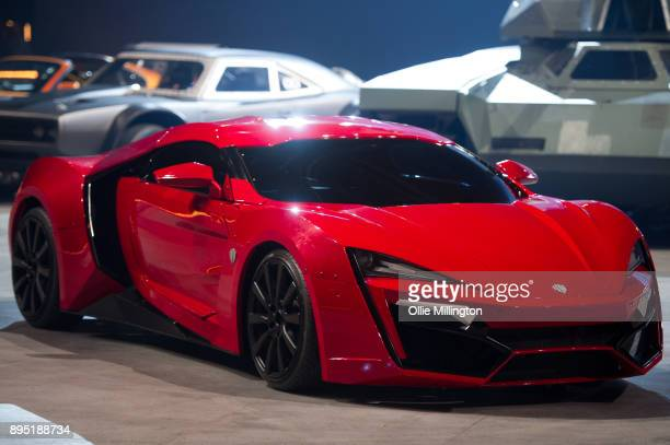 Lykan Hypersport Lebanese limited production supercar built by W Motor featured in Furious 7 as a super car belonging to an Abu Dhabi billionaire...