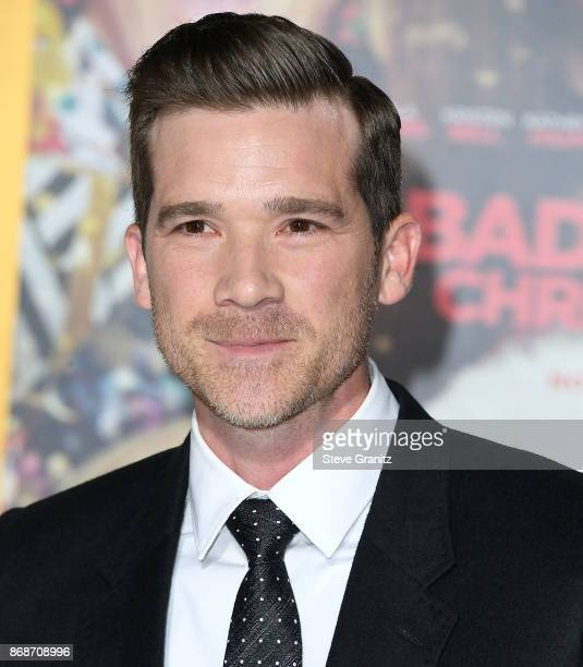 Lyle Brocato arrives at the Premiere Of STX Entertainment's 'A Bad Moms Christmas' at Regency Village Theatre on October 30 2017 in Westwood...