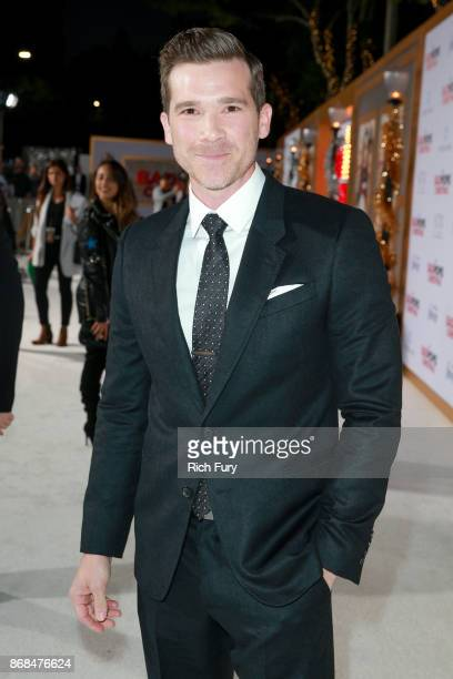 Lyle Brocato attends the premiere of STX Entertainment's 'A Bad Moms Christmas' on October 30 2017 in Los Angeles California