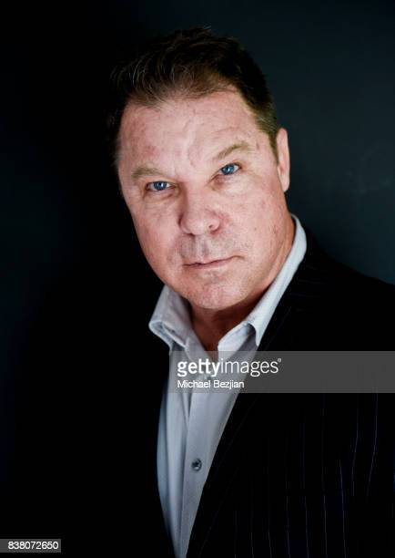 Lyle Howry poses for portrait at Don Most Visits At TAP The Artists Project on August 23 2017 in Los Angeles California