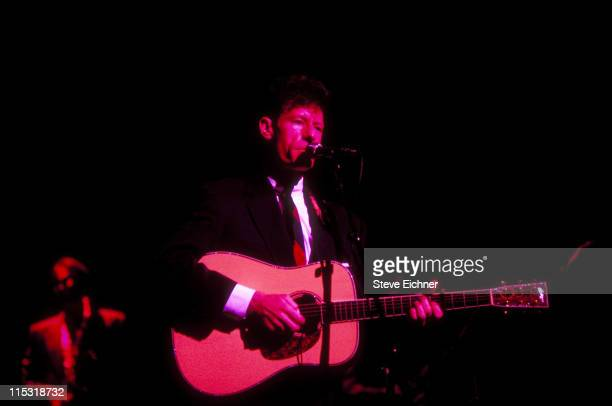 Lyle Lovett during Lyle Lovett in Concert at Beacon Theater at Beacon Theater in New York City New York United States