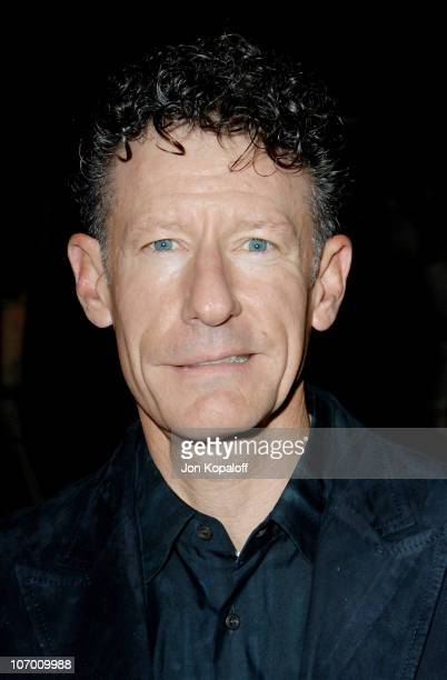 Lyle Lovett during Prada Celebrates the Los Angeles Opening of Waist Down Skirts By Miuccia Prada in Beverly Hills California United States