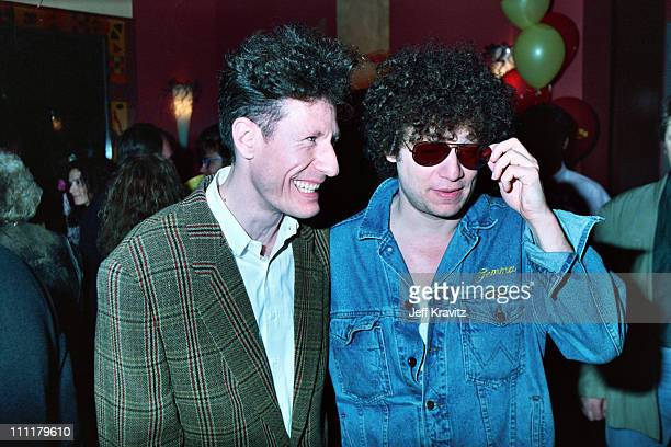Lyle Lovett during VH1's Willie Nelson and Friends at The Roxy in Hollywood CA United States