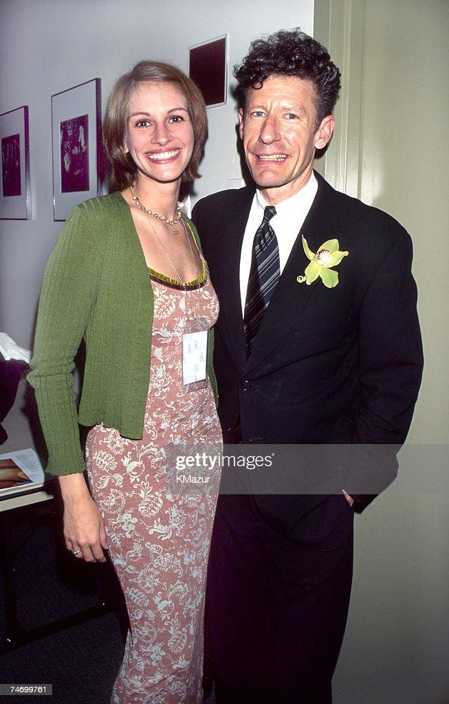 Rainforest Foundation Benefit Concert - April 30, 1997 : Fotografía de noticias