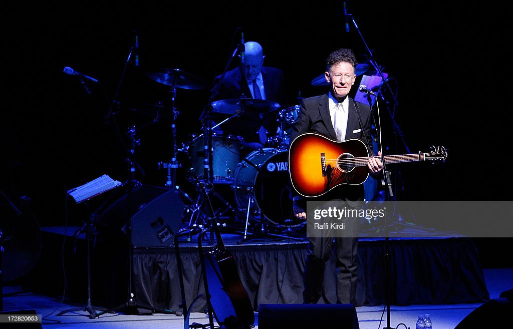 Lyle Lovett performs during day seven of the 2013 Festival International de Jazz de Montreal on July 4, 2013 in Montreal, Canada.