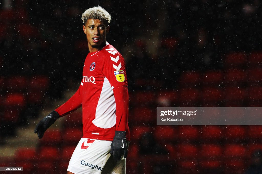 Charlton Athletic v AFC Wimbledon - Sky Bet League One : News Photo