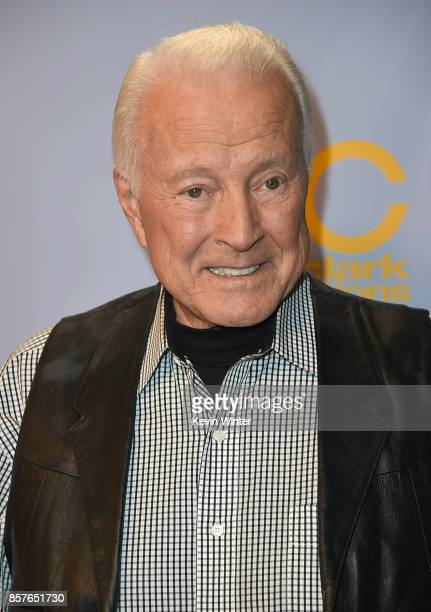 Lyle Waggoner attends CBS' The Carol Burnett Show 50th Anniversary Special at CBS Televison City on October 4 2017 in Los Angeles California