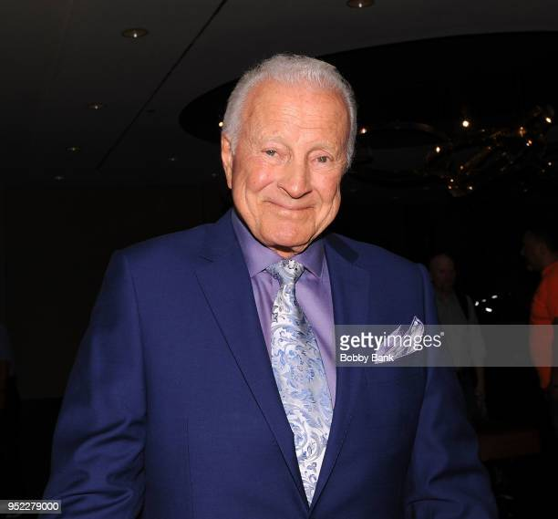 Lyle Waggoner attends Chiller Theatre Expo Spring 2018 at Hilton Parsippany on April 27 2018 in Parsippany New Jersey