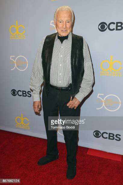 Lyle Waggoner attends the CBS' The Carol Burnett Show 50th Anniversary Special at CBS Televison City on October 4 2017 in Los Angeles California