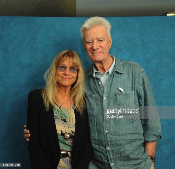 Lyman Ward and Cindy Pickett attend the Chiller Theatre Expo Spring 2019 at Parsippany Hilton on April 27 2019 in Parsippany New Jersey