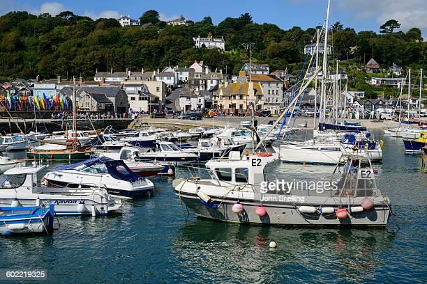 Lyme Regis British holiday location