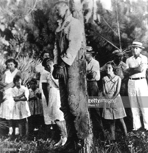 Lynching of Rubin Stacy in Fort Lauderdale Florida July 19 United States New York Schomburg Center