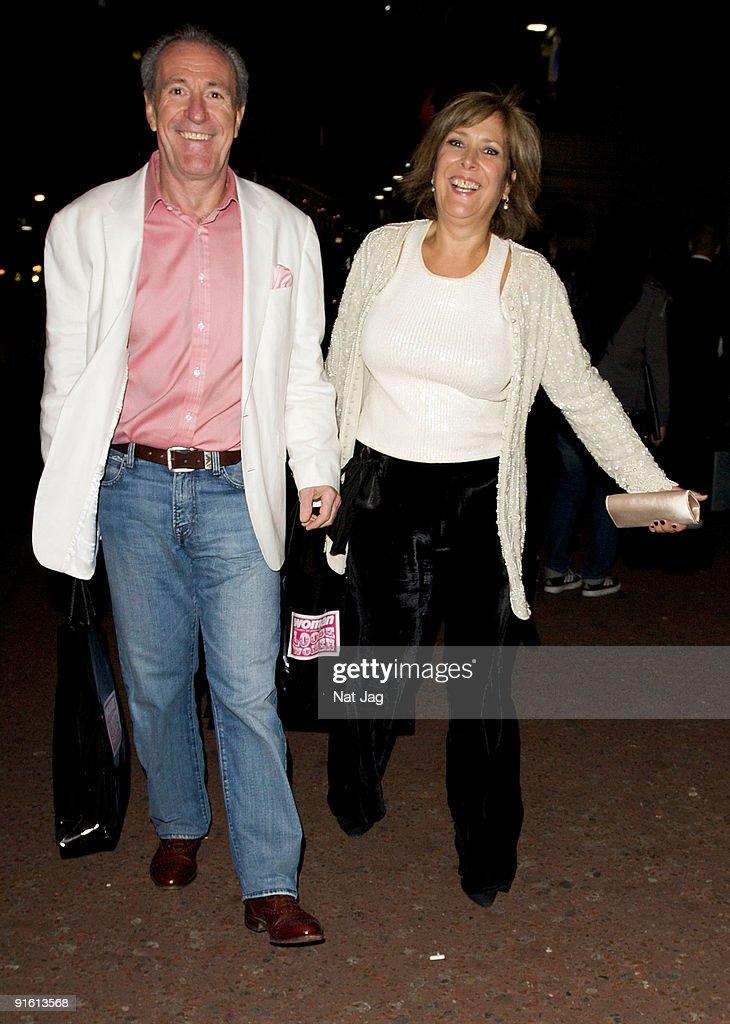 Celebrity Sightings In London - October 08, 2009