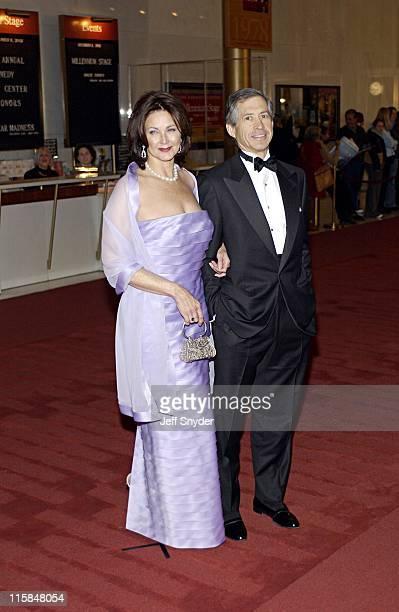 Lynda Carter and husband Robert A Altman