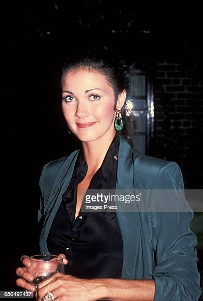 Lynda Carter circa 1979 in New York City
