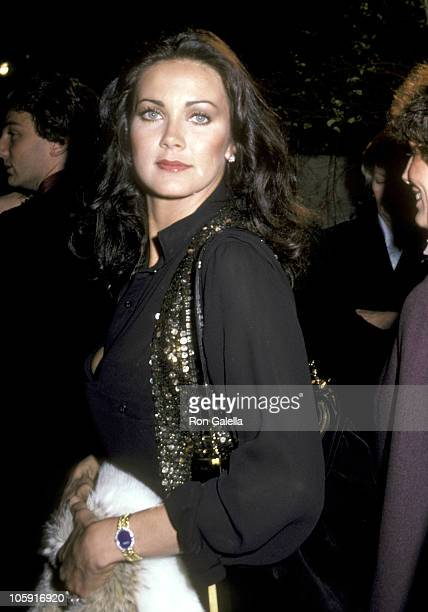 Lynda Carter during 'Nijinsky' Premiere Party at Beverly Hills Hotel in Beverly Hills California United States