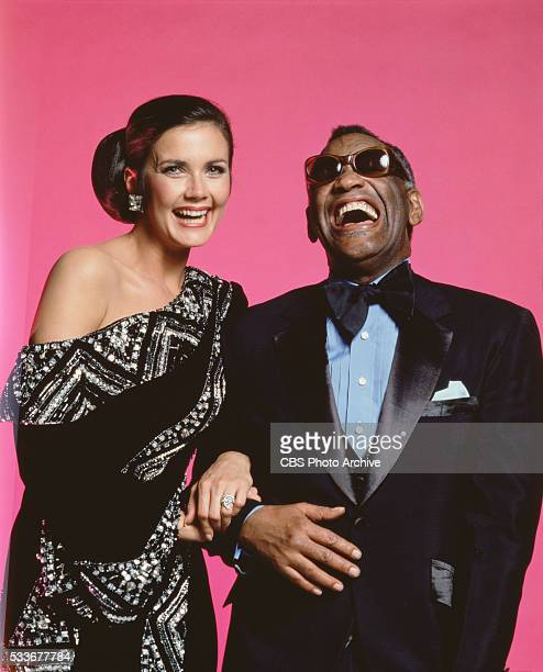 Lynda Carter television special 'LYNDA CARTER'S CELEBRATION' With guest Ray Charles Originally broadcast on May 11 1981
