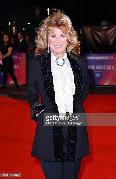 Lynda La Plante arriving for the 62nd BFI London Film Festival Opening Night Gala screening of Widows held at Odeon Leicester Square, London.