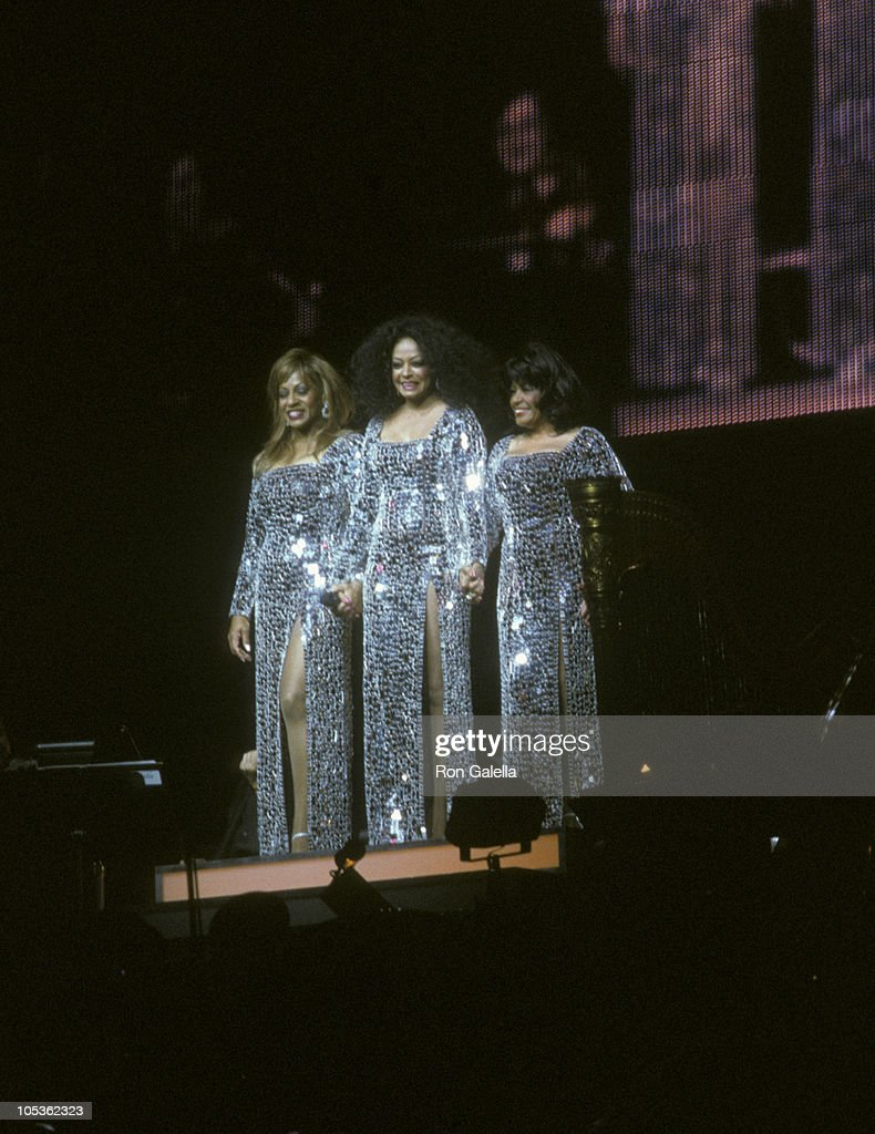 "Diana Ross And The Supremes - ""Return To Love"" Concert"