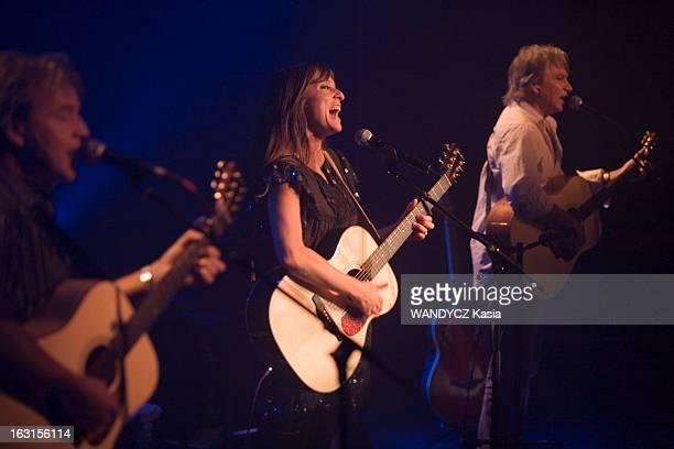 Lynda Lemay In Paris Paris 11 Octobre 2008 10 ans après la chanteuse québécoise Lynda LEMAY est revenue sur la scène de làEuropéen où le public...