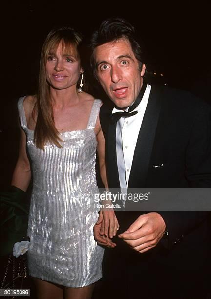 Lyndall Hobbs and Al Pacino