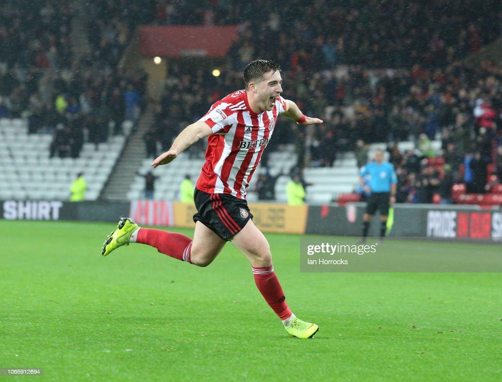 Sunderland v Barnsley - Sky Bet League One : News Photo