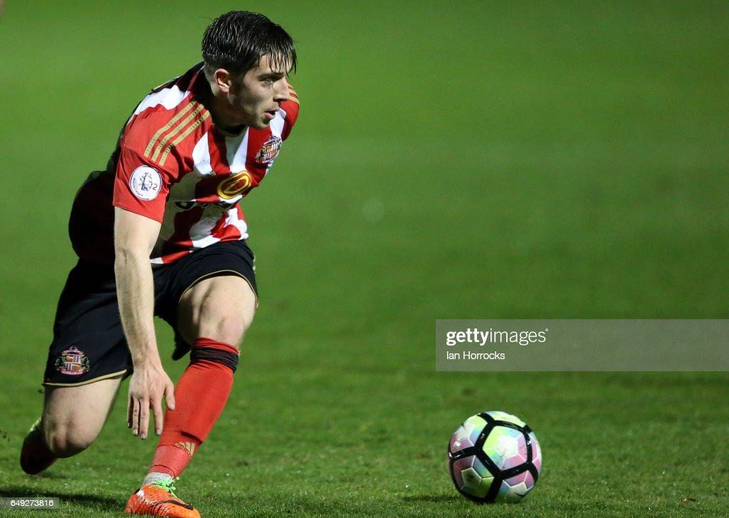 Sunderland v Manchester United: U23 Premier League : News Photo