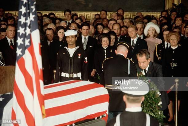 Lyndon B Johnson Funeral
