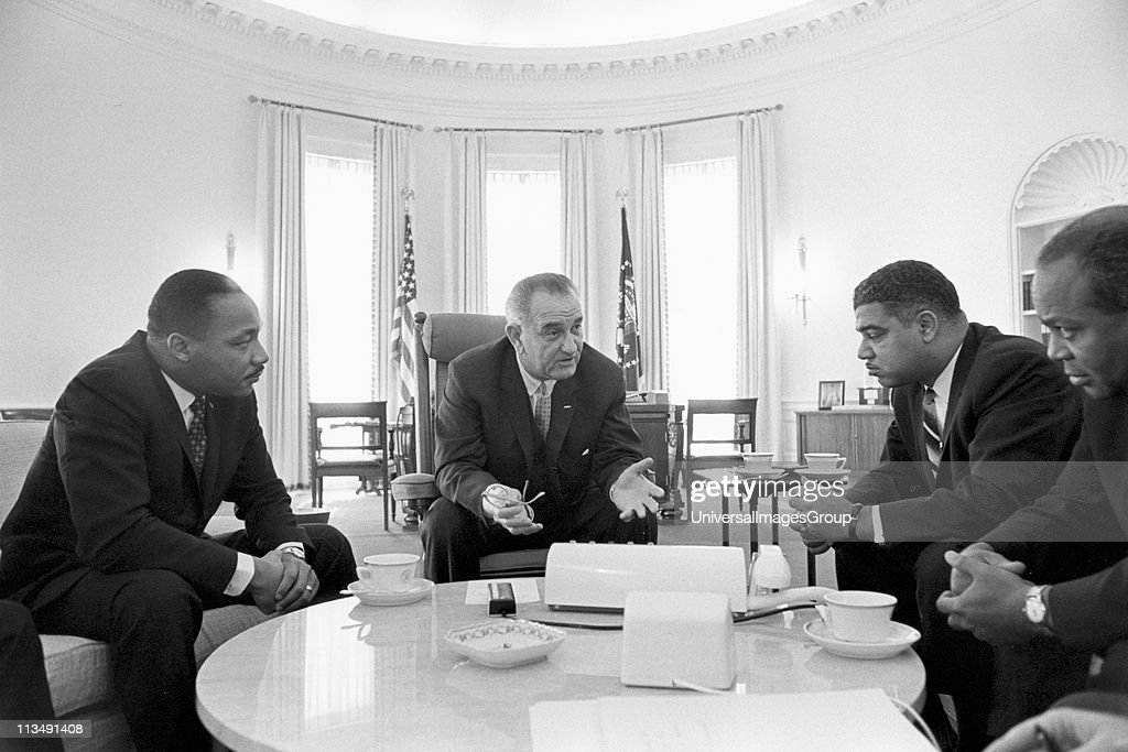 On This Day: Civil Rights Act signed By U.S. President Johnson on July 2