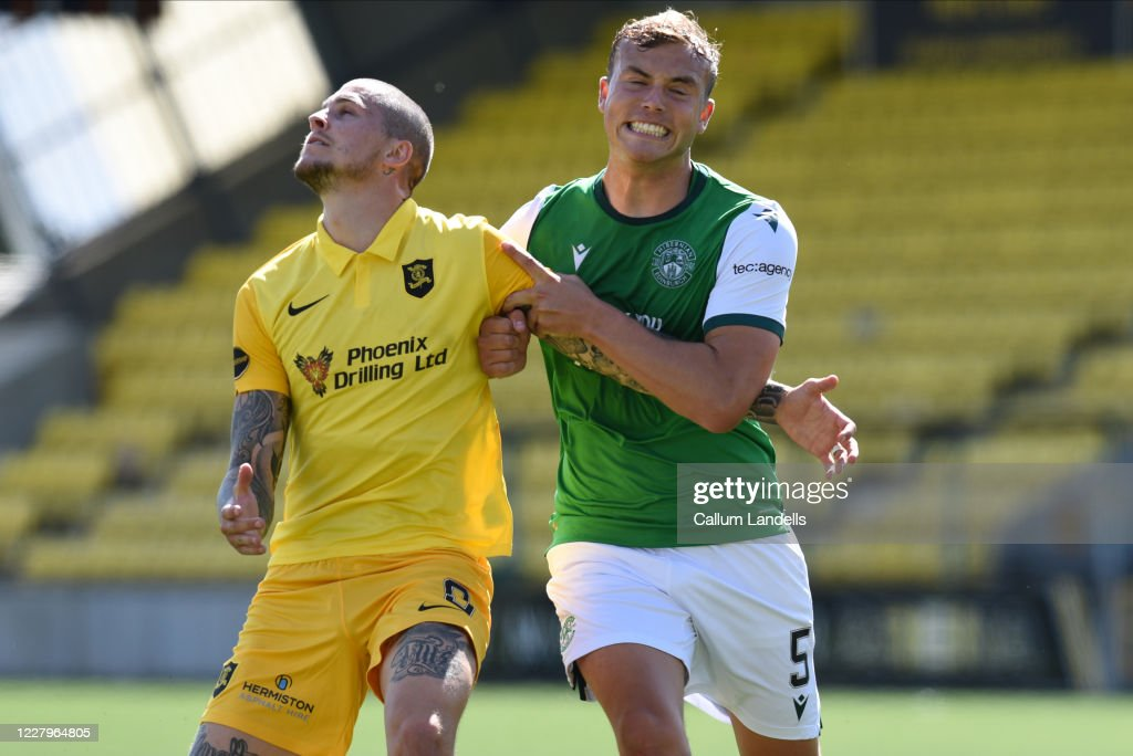 Livingston v Hibernian - Ladbrokes Scottish Premiership : News Photo