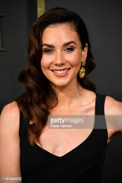 Lyndon Smith attends the Premiere Of Apple TV's Truth Be Told at AMPAS Samuel Goldwyn Theater on November 11 2019 in Beverly Hills California