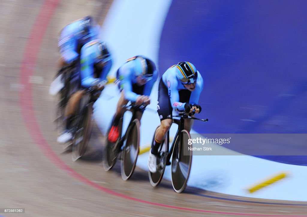 TISSOT UCI Track Cycling World Cup - Day One