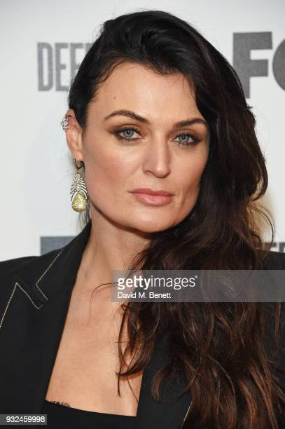 Lyne Renee attends the Global Premiere of Deep State the new espionage thriller from FOX at The Curzon Soho on March 15 2018 in London England
